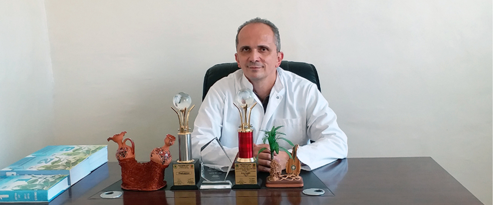 Dr Ilyes Baghli