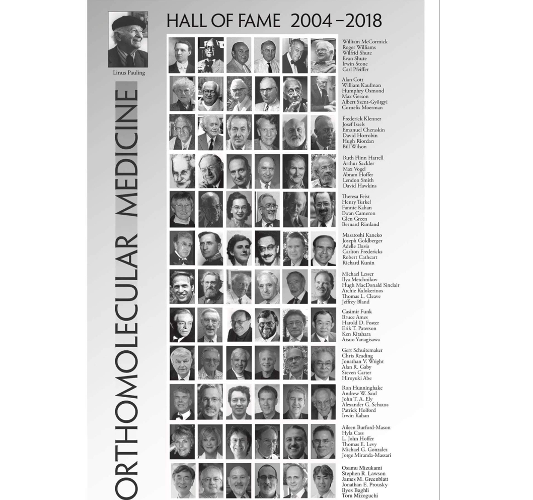 Hall Of Fame Inductees 2004 – 2018